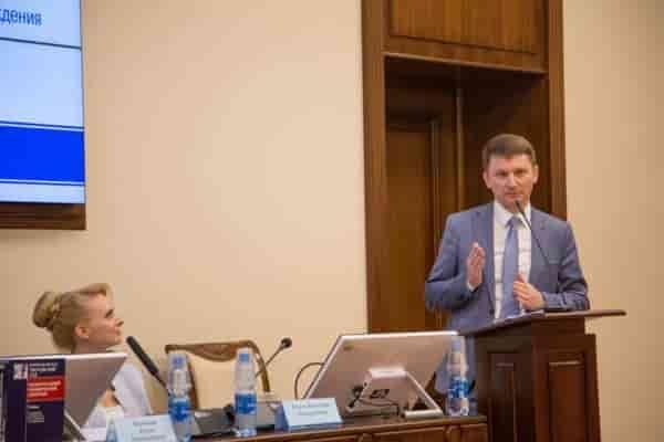 Photo: Vserossijskaya konferenciya Roman Lezhnin